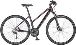Scott Sub Cross 20 Womens 2020 - Hybrid Sports Bike