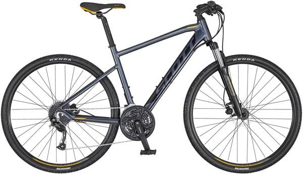 Scott Sub Cross 40 2020 - Hybrid Sports Bike