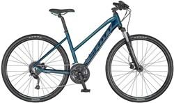 Scott Sub Cross 40 Womens 2020 - Hybrid Sports Bike