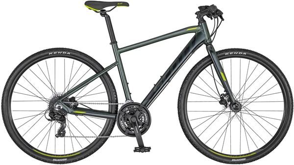Scott Sub Cross 50 2020 - Hybrid Sports Bike