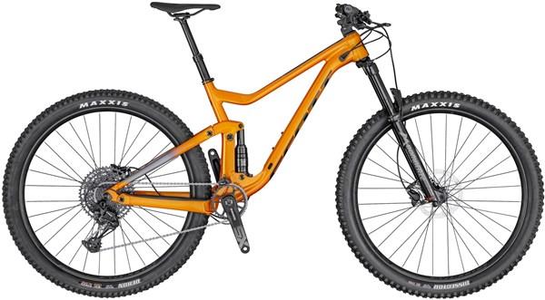 """Scott Genius 960 29"""" Mountain Bike 2020 - Trail Full Suspension MTB"""