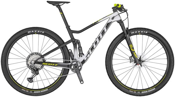"Scott Spark RC 900 Pro 29"" Mountain Bike 2020 - XC Full Suspension MTB"