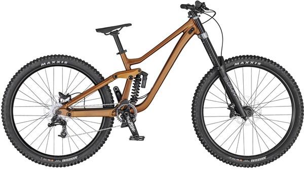 "Scott Gambler 930 29"" Mountain Bike 2020 - Downhill Full Suspension MTB"