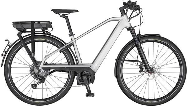 Scott Silence eRIDE 10 2020 – Electric Hybrid Bike