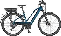 Scott Silence eRIDE 10 Womens 2020 - Electric Hybrid Bike