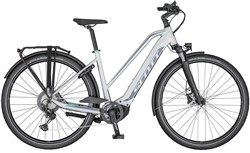Product image for Scott Sub Sport eRIDE 10 Womens 2020 - Electric Hybrid Bike