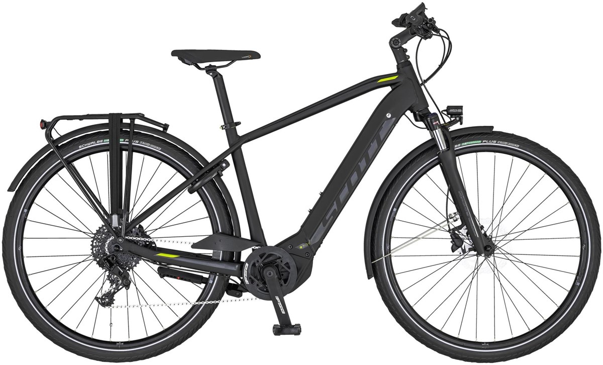 Scott Sub Sport eRIDE 20 2020 - Electric Hybrid Bike | City