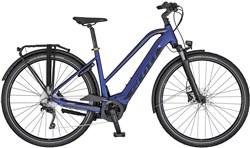 Scott Sub Tour eRIDE 10 Womens  2020 - Electric Hybrid Bike