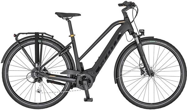 Scott Sub Tour eRIDE 30 Womens 2020 - Electric Hybrid Bike