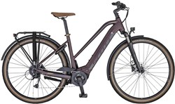 Scott Sub Active eRIDE Womens 2020 - Electric Hybrid Bike