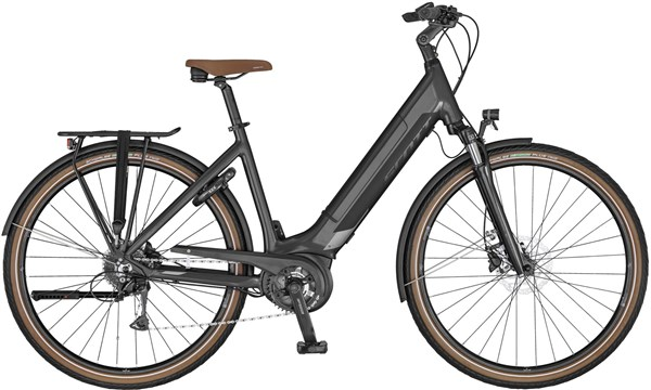 Scott Sub Active ERIDE 2020 – Lowstep Electric Hybrid Bike
