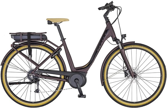 Scott Sub Active ERIDE 10 2020 Lowstep Electric Hybrid Bike