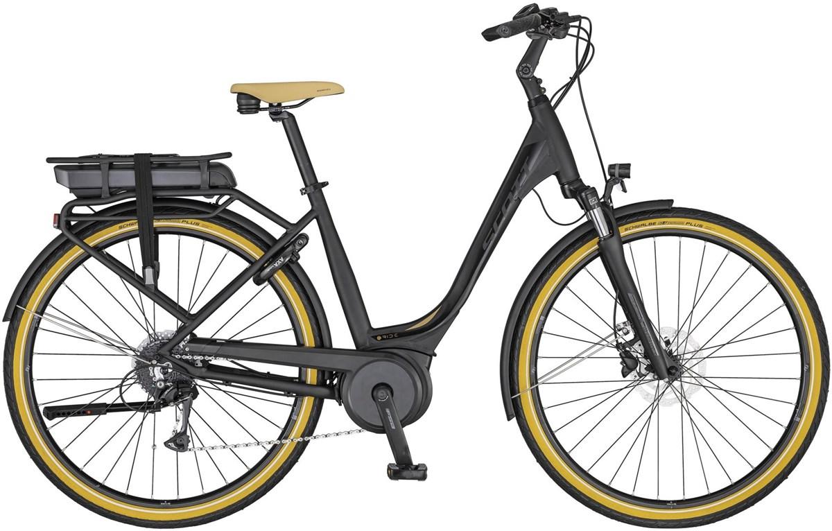 Scott Sub Active eRIDE 20 2020 - Electric Hybrid Bike | City