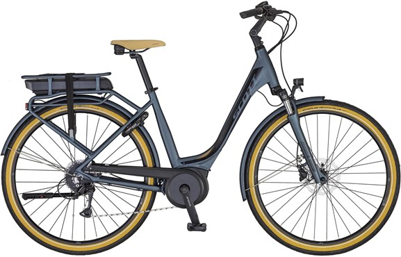 Scott Sub Active ERIDE 30 2020 Lowstep Electric Hybrid Bike
