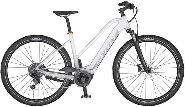 Scott Sub Cross eRIDE 10 Womens  2020 - Electric Hybrid Bike