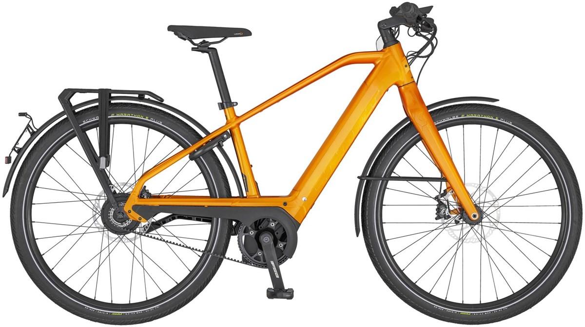 Scott Silence eRIDE Evo 2020 - Electric Hybrid Bike | City