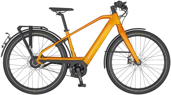Scott Silence eRIDE Evo 2020 – Electric Hybrid Bike