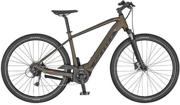 Scott Sub Cross eRIDE 20 2020 - Electric Hybrid Bike