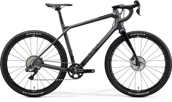 Merida Silex + 8000-E 2020 - Gravel Bike