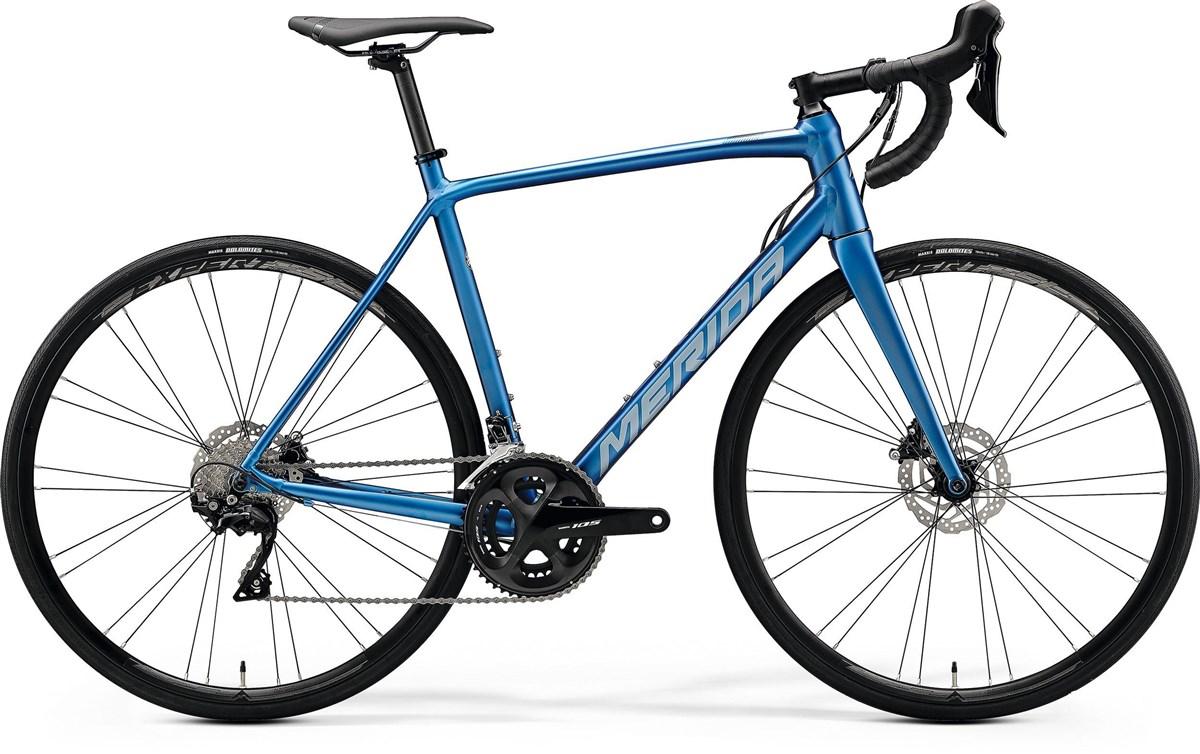 Merida Scultura Disc 400 2020 - Road Bike | Racercykler