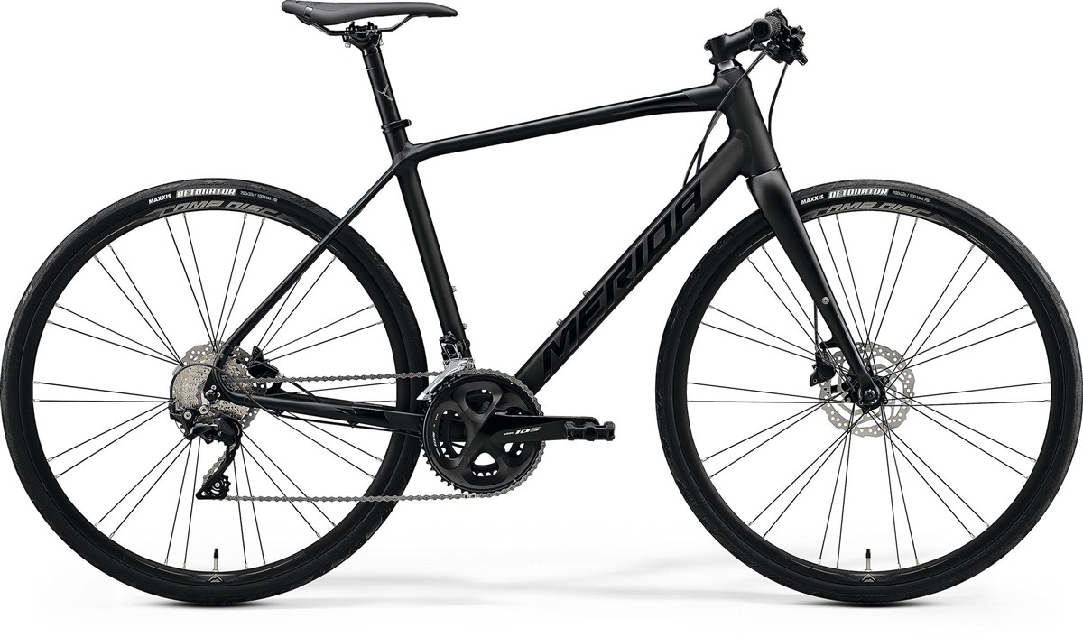 Merida Speeder 400 2020 - Hybrid Sports Bike | City