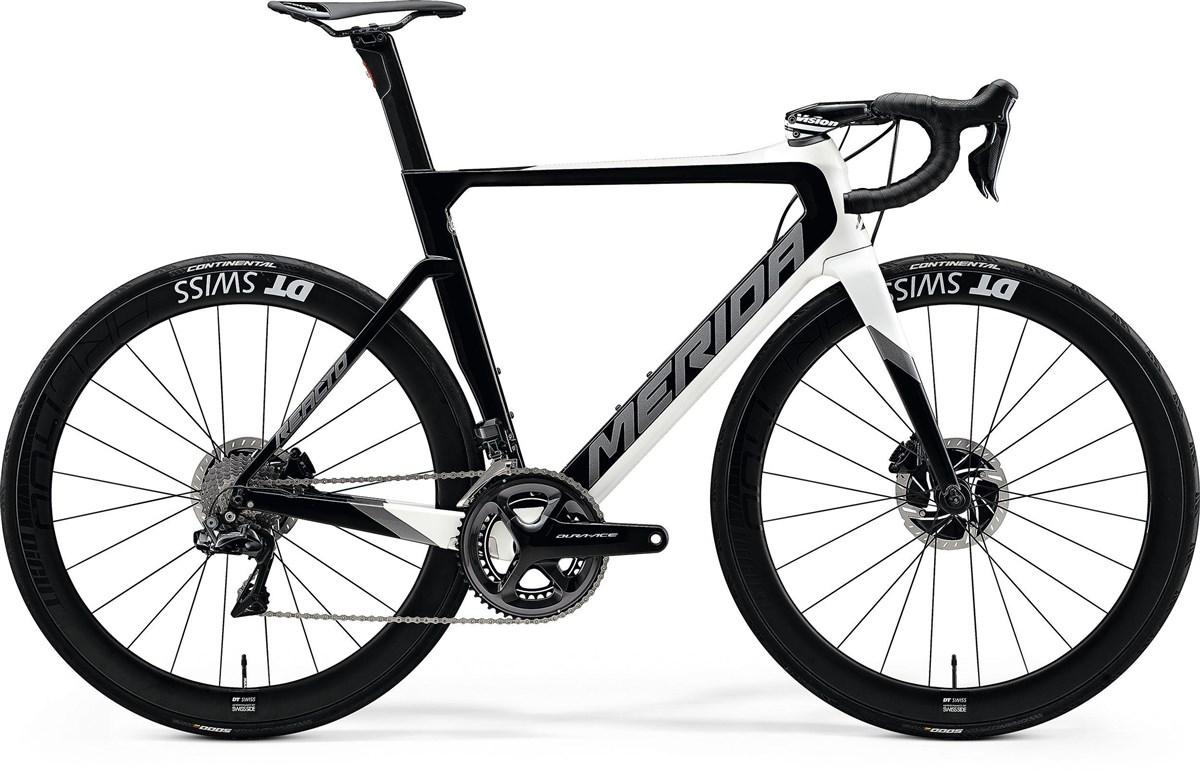 Merida Reacto Disc 10K-E 2020 - Road Bike | Racercykler