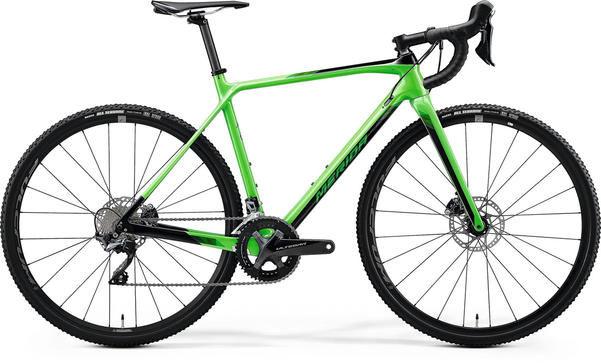 Merida Mission CX 7000 2020 - Hybrid Sports Bike | City
