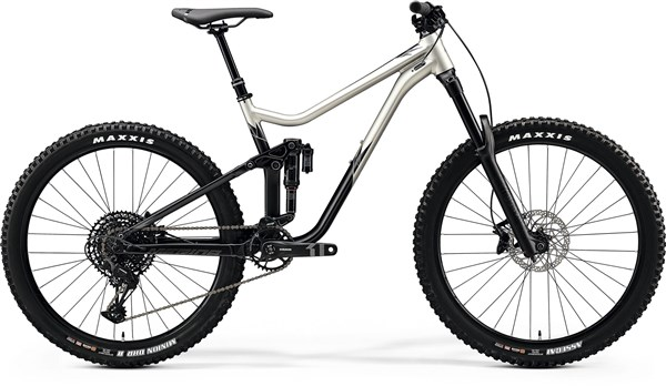 "Merida One-Sixty 400 27.5"" Mountain Bike 2020 - Enduro Full Suspension MTB"