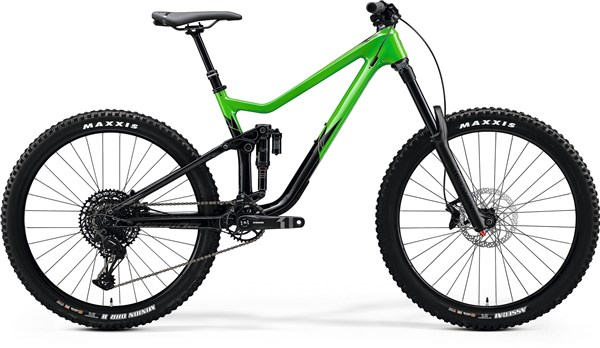 "Merida One-Sixty 3000 27.5"" Mountain Bike 2020 - Enduro Full Suspension MTB"