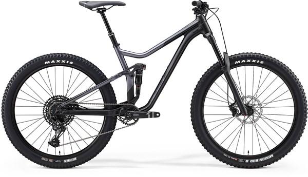 "Merida One-Forty 600 27.5"" Mountain Bike 2020 - Trail Full Suspension MTB"