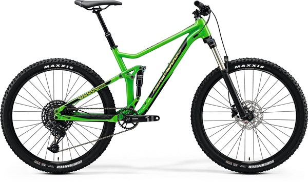"Merida One Twenty 400 27.5"" Mountain Bike 2020 - Trail Full Suspension MTB"
