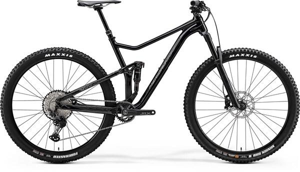 "Merida One Twenty 700 27.5"" Mountain Bike 2020 - Trail Full Suspension MTB"