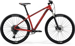 "Merida Big Nine 400 29"" Mountain Bike 2020 - Hardtail MTB"