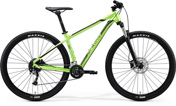 "Merida Big Nine 200 29"" Mountain Bike 2020 - Hardtail MTB"