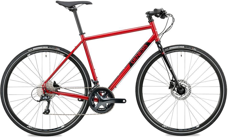 Genesis Croix De Fer 10 Flat Bar 2020 - Hybrid Sports Bike | City