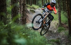 "Saracen Myst Team 29"" Mountain Bike 2020 - Downhill Full Suspension MTB"