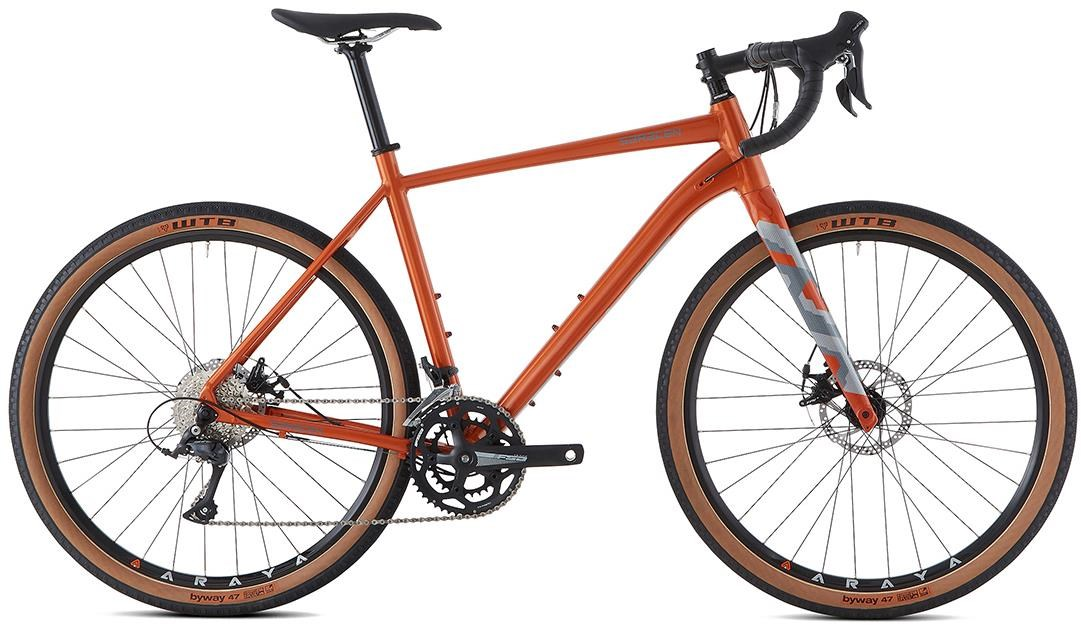 Saracen Levarg 2020 - Gravel Bike | Racercykler