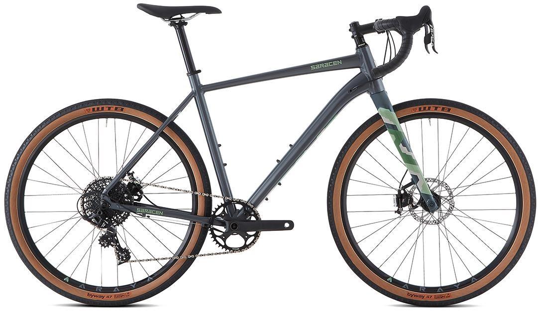 Saracen Levarg SL 2020 - Gravel Bike | Road bikes