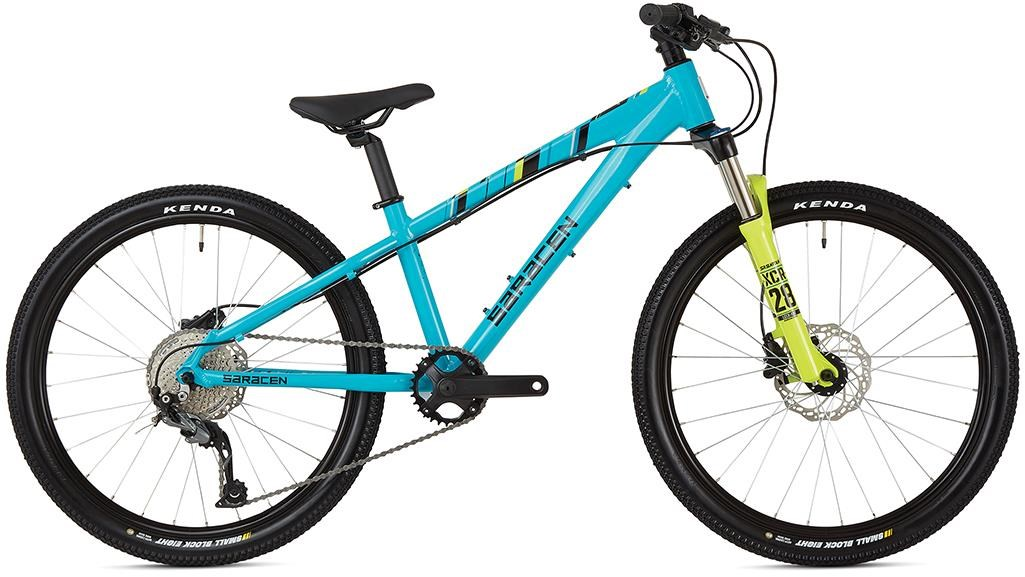 Saracen Mantra 2.4 24w 2020 - Junior Bike | City-cykler