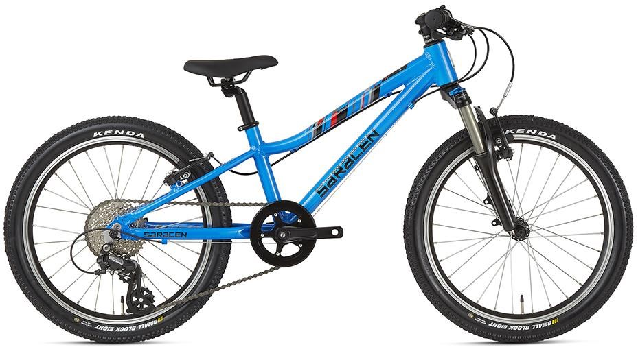 Saracen Mantra 2.0 20w 2020 - Kids Bike | City