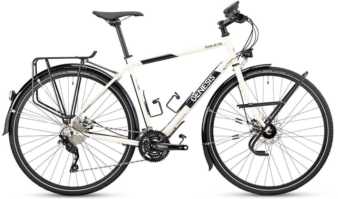 Genesis Tour De Fer 20 2020 - Touring Bike | City-cykler
