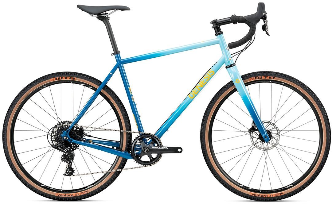 Genesis Fugio 20 2020 - Gravel Bike | Road bikes
