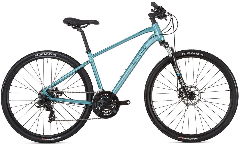 Ridgeback Nemesis Womens 2020 - Hybrid Sports Bike | City-cykler
