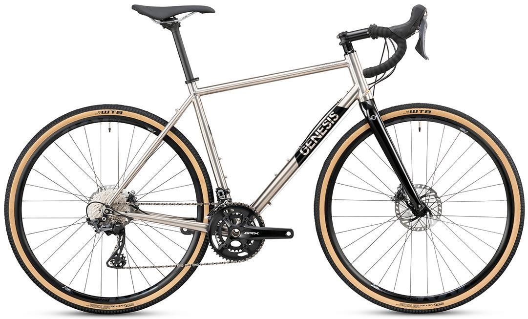 Genesis Croix De Fer Ti 2020 - Road Bike | Racercykler