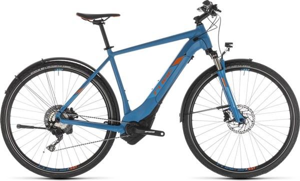 Cube Cross Hybrid Race 500 Allroad - Nearly New - 50cm 2019 - Electric Hybrid Bike