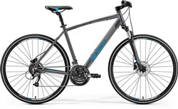 Merida Crossway 40 - Nearly New - 52cm 2019 - Hybrid Sports Bike