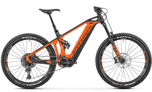 "Mondraker Crusher R+ 27.5""+ - Nearly New - L 2019 - Electric Mountain Bike"