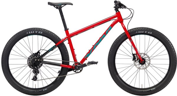 "Kona Unit X 27.5""+ - Nearly New - S 2018 - Hardtail MTB Bike"