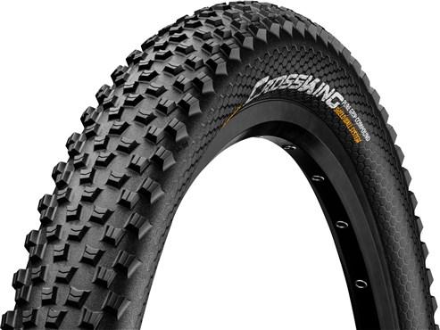 "Continental Cross King PureGrip ShieldWall 26"" Folding MTB Tyre"