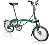 Brompton M6L - Racing Green 2020 - Folding Bike